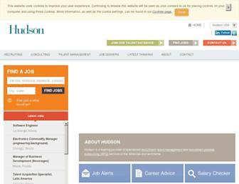 Thumbshot of Hudson.com
