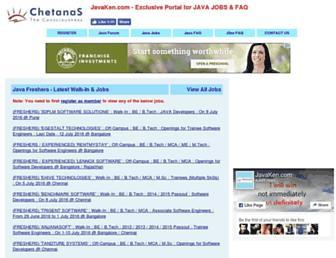 javaken.com screenshot