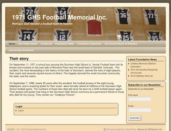 1971ghsfbmf.com screenshot