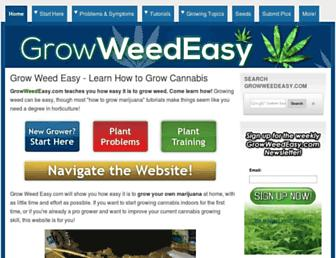 Thumbshot of Growweedeasy.com