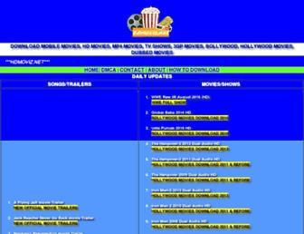 hdmoviz.net screenshot