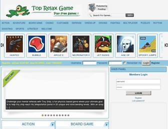 Thumbshot of Toprelaxgames.com