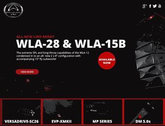 wharfedalepro.com screenshot