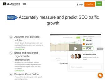 seomonitor.com screenshot