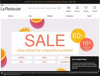 Thumbshot of Redoute.com