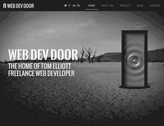 Thumbshot of Webdevdoor.com