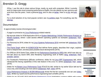 brendangregg.com screenshot