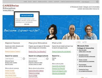 Main page screenshot of iseek.org