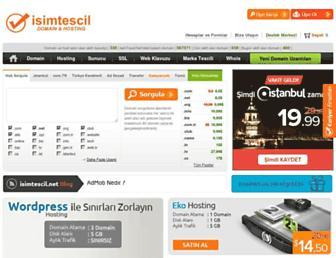 isimtescil.net screenshot
