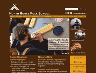 Thumbshot of Northhouse.org