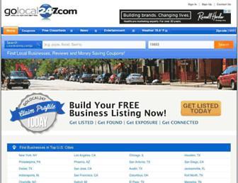 golocal247.com screenshot