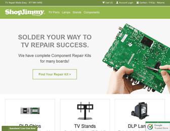 Thumbshot of Shopjimmy.com