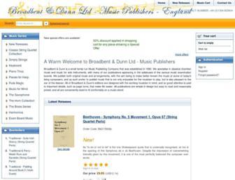 broadbent-dunn.com screenshot