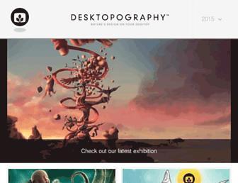 Thumbshot of Desktopography.net
