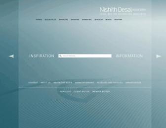 nishithdesai.com screenshot
