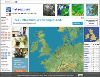 Thumbshot of Meteox.com