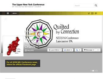 unyumc.org screenshot