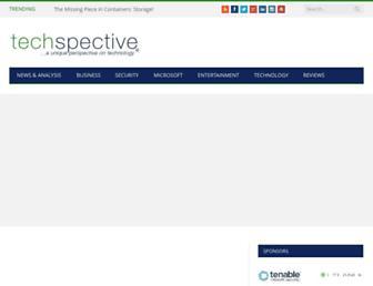 techspective.net screenshot