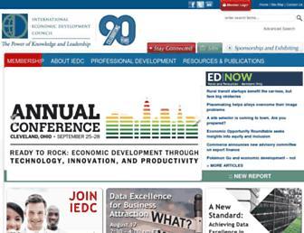 iedconline.org screenshot