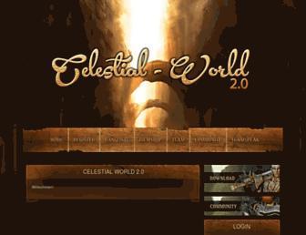 celestial-world.com screenshot