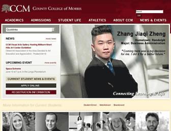 Thumbshot of Ccm.edu