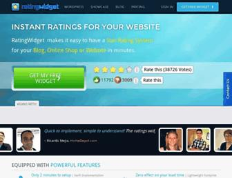 Thumbshot of Rating-widget.com