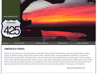stateparks.com screenshot