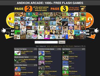 Thumbshot of Andkon.com