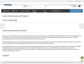 shopintern.de screenshot