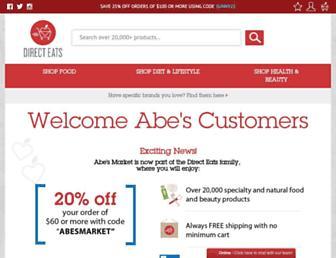 Thumbshot of Abesmarket.com