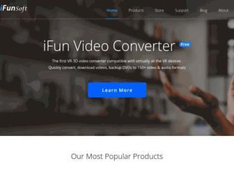 ifunsoft.com screenshot