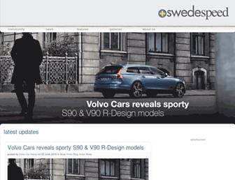 Thumbshot of Swedespeed.com