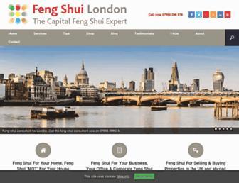 fengshuilondon.net screenshot
