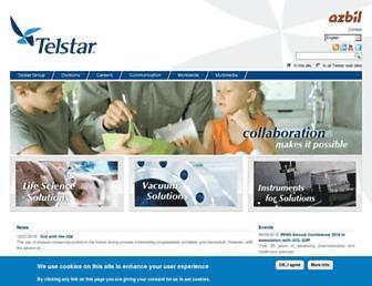 telstar.com screenshot