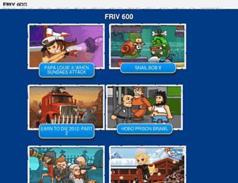 friv600online.com screenshot