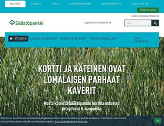 Thumbshot of Saastopankki.fi
