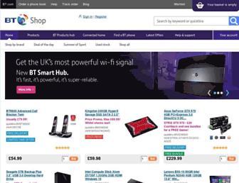 shop.bt.com screenshot