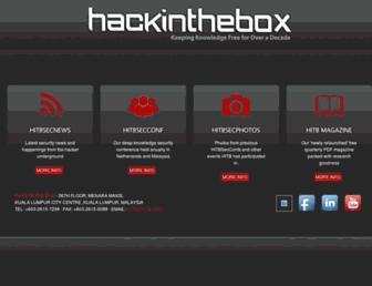 Thumbshot of Hitb.org