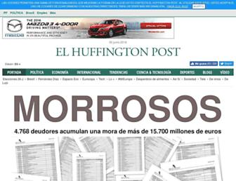 Thumbshot of Huffingtonpost.es