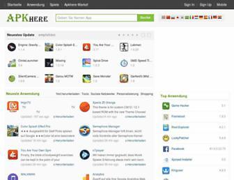 de.apkhere.com screenshot