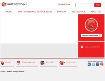 Thumbshot of Swiftng.com