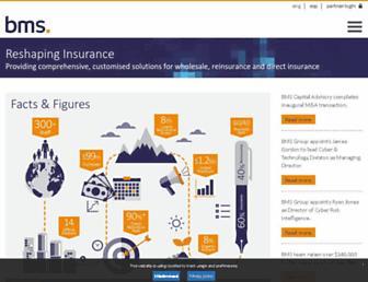 bmsgroup.com screenshot