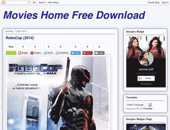 memovieshome.blogspot.com screenshot