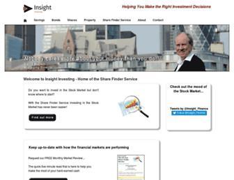 insight-investing.com screenshot