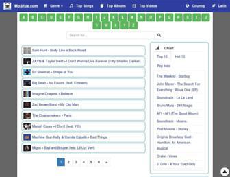 mp3itox.com screenshot