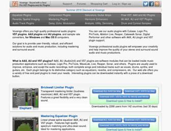voxengo.com screenshot