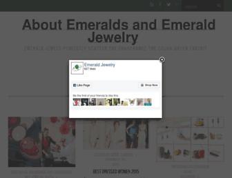 Thumbshot of Aboutemeraldjewelry.com