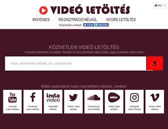letoltesguru.com screenshot