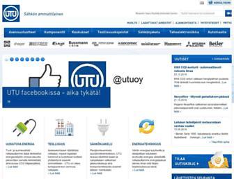 utu.eu screenshot