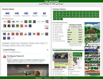 pakmag.net screenshot